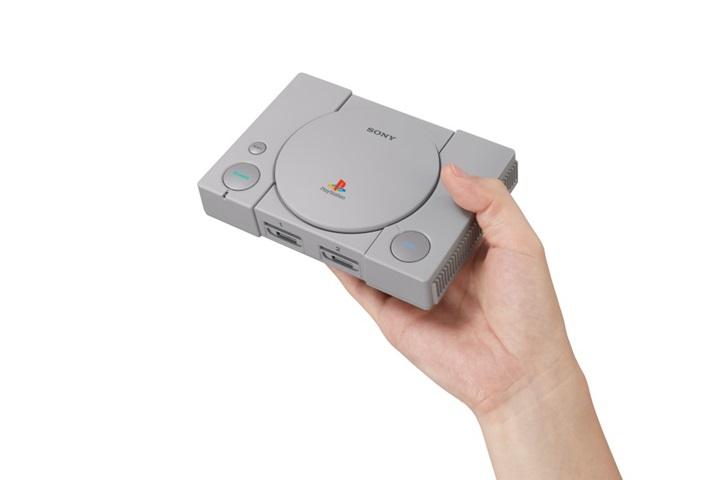 """เปิดรายชื่อ """"PlayStation Classic"""" คอนโซลจิ๋วพร้อม 20 เกมในตัว"""