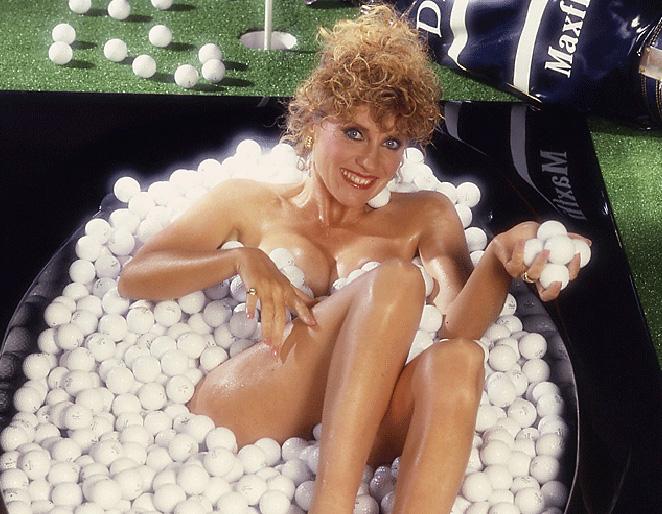 นักกอล์ฟสาวคนแรกที่ขายความเซ็กซี่