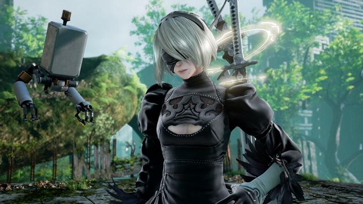 """Soulcalibur VI"" เพิ่มนักสู้ข้ามค่ายจาก NieR: Automata"