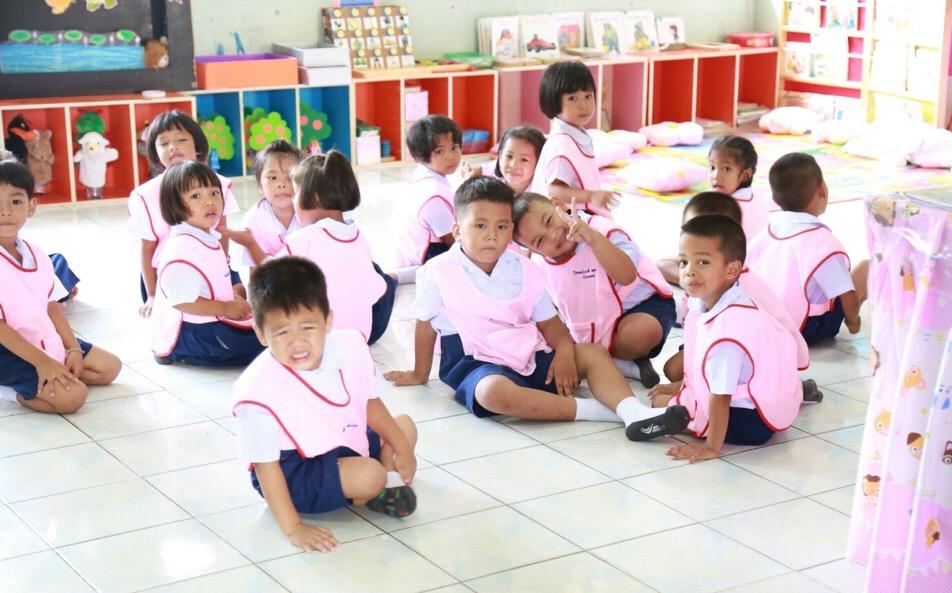 ห้องเรียนอนุบาลในอีก 10 ปีข้างหน้า (2) /สรวงมณฑ์ สิทธิสมาน