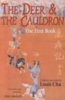 ปกหนังสือ The Deer & The Cauldron