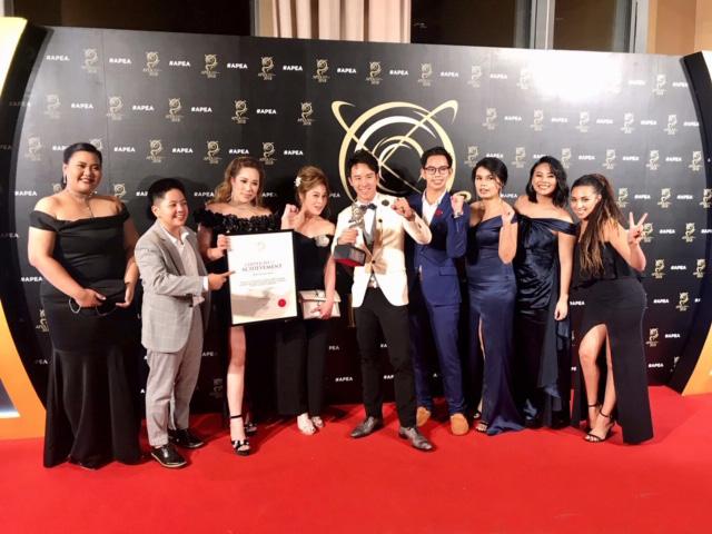 """ครั้งแรกของรอยัล คลิฟกับรางวัล """"Asia Pacific Entrepreneurship Award"""""""