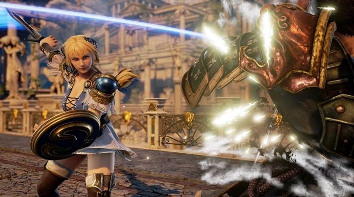 """บันไดนัมโค ขู่แบนผู้เล่น """"Soulcalibur VI"""" ที่สร้างตัวละครพิสดาร"""