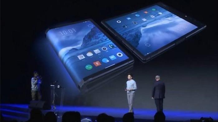 Royole คว่ำ Samsung ข้าม Huawei เปิดตัวสมาร์ทโฟนพับจอได้