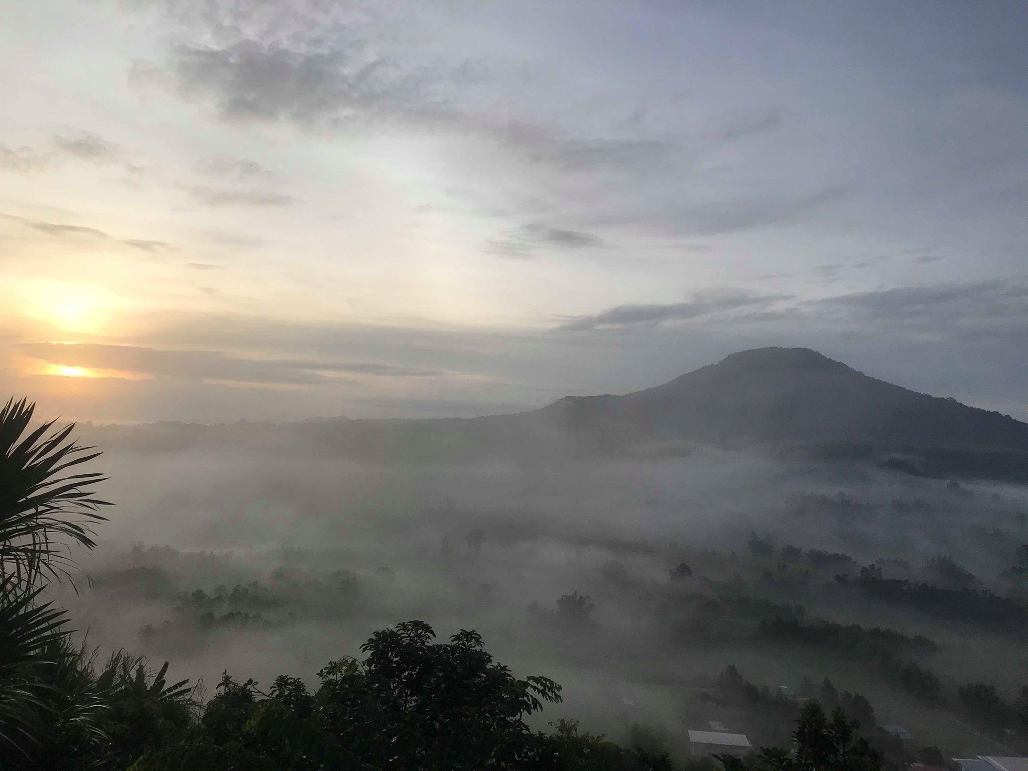 กรมอุตุฯ เตือนไทยตอนบน อุณหภูมิลดลง 2-4 องศา กทม.อากาศเย็น อุณหภูมิต่ำสุด 22 องศา