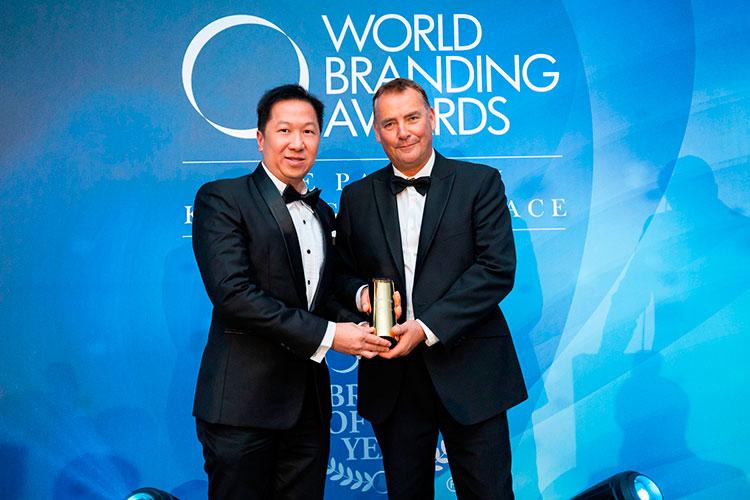 ทรูออนไลน์ ครองแชมป์สุดยอดแบรนด์แห่งปี 2018 จากเวทีโลก World Branding Awards ประเทศอังกฤษ