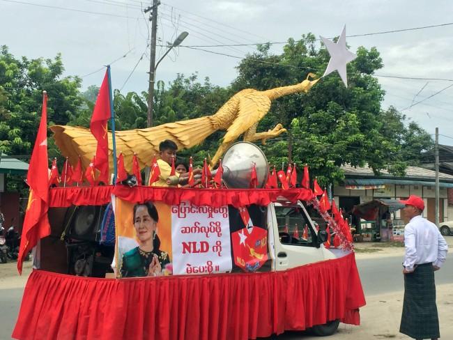 """เลือกตั้งซ่อมพม่าชาวบ้านกลุ่มชาติพันธุ์เริ่มเมินพรรค """"ซูจี"""" บอกไม่เห็นมีอะไรเปลี่ยน"""
