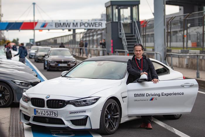 The Ultimate BMW M Track Experience ตามรอยนักแข่งแบบเต็มสปีดที่สนามนูร์เบอร์กริง