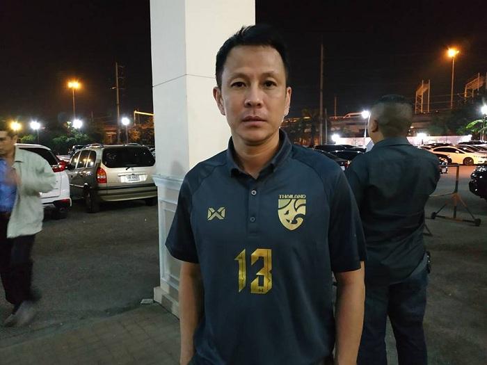 """""""บิ๊กโทนี่"""" ผอ.ทีมชาติไทย เปิดตัวต่อหน้าสื่อ ลั่น """"ช้างศึก"""" ฉลุย """"ซูซูกิ คัพ"""" แน่นอน"""