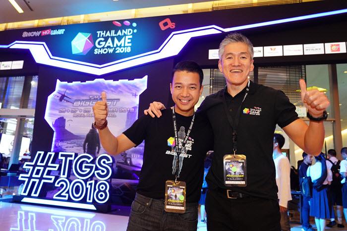 10 สุดยอดความยิ่งใหญ่ของมหกรรมเกม Thailand Game Show 2018