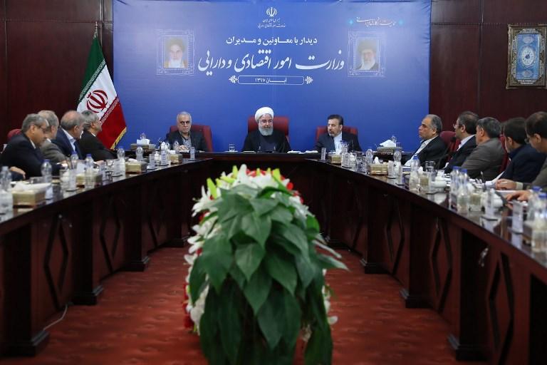 มะกันเริ่มแซงก์ชัน'ครั้งรุนแรงที่สุด'  อิหร่านลั่นขายน้ำมันต่อมั่นใจเอาอยู่