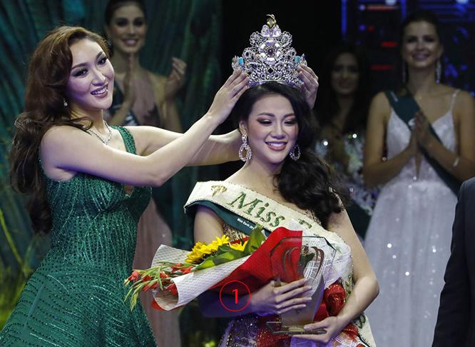 บันทึกประวัติศาสตร์.. สาวเวียดนามคว้ามงกุฏ Miss Earth 2018