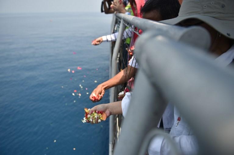 อิเหนาระบุ  อุปกรณ์วัดความเร็วของ'โบอิ้ง'ที่ตกทะเล  มีปัญหาใน 4 เที่ยวบินหลังสุดก่อนพบจุดจบ