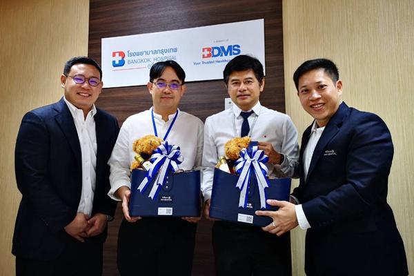 เปิดตัวโครงการ My First Class Health Care BDMS & AZAY @ Phuket