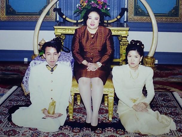 """""""พ.ต.ท.ระพิน ชาติไทย"""" ในบทบาท เลขาฯ """"สมาคมผู้นิยมพระเครื่องพระบูชาไทย"""" ประธานมูลนิธิ """"ศิษย์หลวงปู่หมุน ฐิตสีโล"""""""
