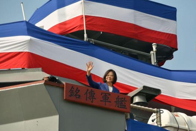 ไต้หวันรับเรือรบใหม่จากสหรัฐฯ 2 ลำ ขณะตึงเครียดหนักกับจีน