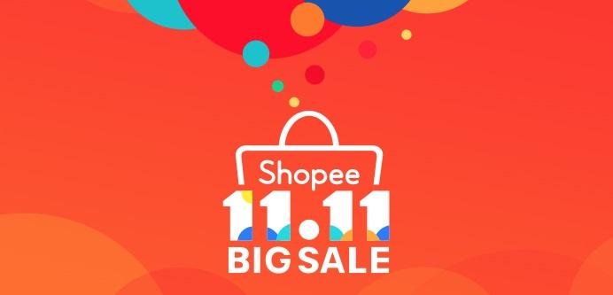 Shopee โชว์สถิติ 11.11 ยอดซื้อพุ่ง 11 ล้านออเดอร์ใน 24 ชม.