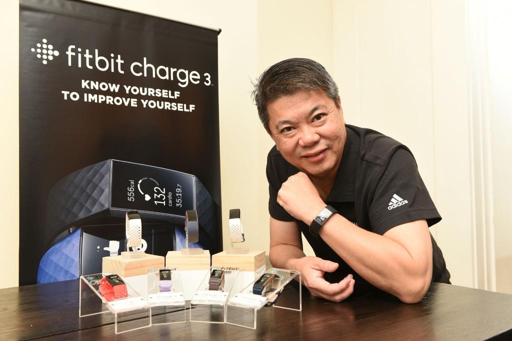'ฟิตบิท ชาร์จ 3' ลงตลาดไทยจับกลุ่มคนรักสุขภาพ