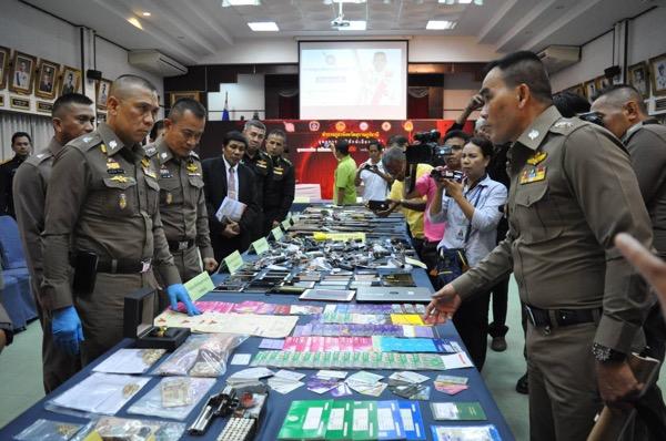 ตร.สุราษฎร์ฯจับเครือข่ายยาเสพติดรายใหญ่มีเงินหมุนเวียนกว่า 500 ล้าน