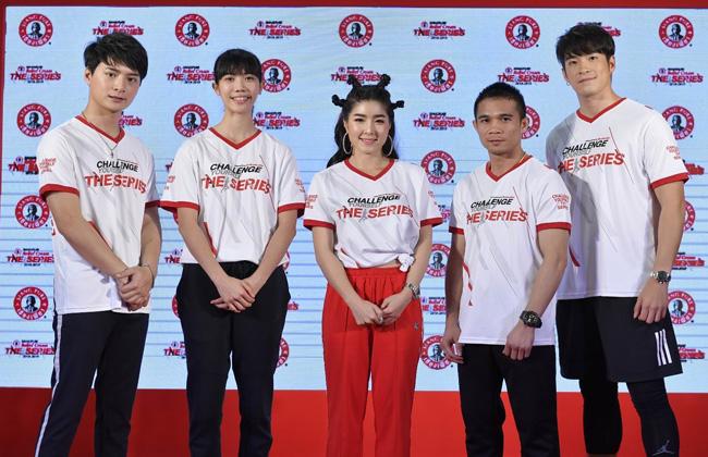 """""""จียอน-คริส"""" เปิดแคมเปญ ชวนนักวิ่งปักหมุดเส้นทางสวยที่สุด 5 จังหวัดทั่วไทย"""
