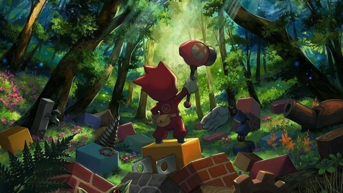 """บันไดนัมโค เปิดตัวเกม """"นินจาสร้างโลก"""" ลงสวิตช์"""