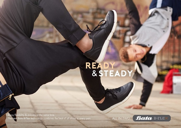 บาจา ส่ง B-Flex รองเท้านวัตกรรมเพื่อคนรุ่นใหม่