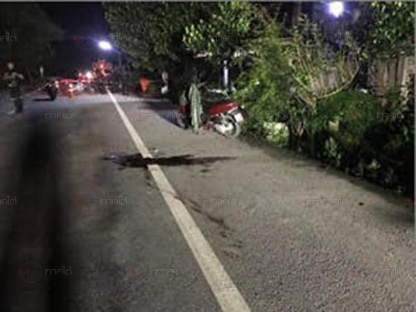 โจรใต้ประกบยิงตำรวจปัตตานีเสียชีวิตก่อนถึงบ้าน 50 เมตร