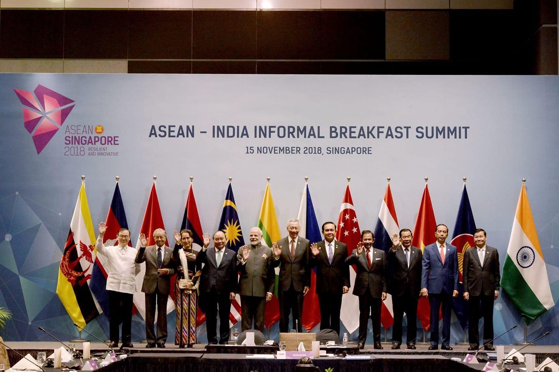นายกฯย้ำบทบาทประสานอาเซียน-อินเดียส่งเสริมหุ้นส่วนยุทธศาสตร์เต็มที่