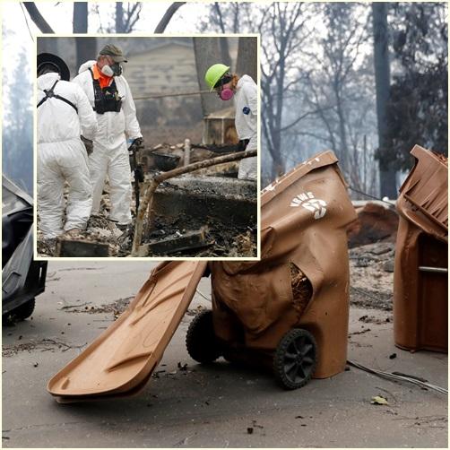 In Pics&Clips:  ยอดดับไฟป่าแคลิฟอร์เนียเพิ่ม 58 ราย สูญหาย 136 เกิดไฟป่าลูกใหม่ในซานเบอร์นาร์ดิโน
