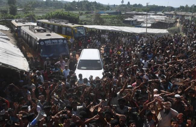 บังกลาเทศจำใจยกเลิกแผนส่งผู้ลี้ภัยไปพม่า เหตุไม่มีโรฮิงญาสมัครใจกลับ