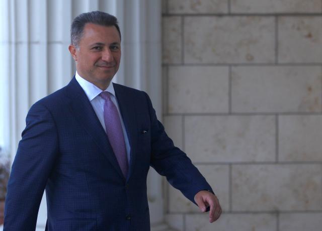 อดีตนายกรัฐมนตรีมาเซโดเนียหนีความผิด ขอลี้ภัยกับฮังการี