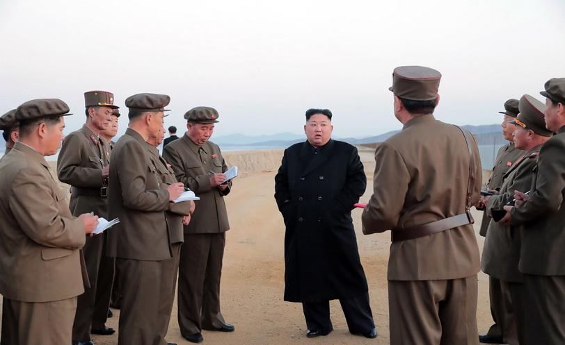 มะกันสะดุ้ง! เกาหลีเหนือทดสอบ 'อาวุธทางยุทธวิธี' รุ่นใหม่ ครั้งแรกในรอบ 1 ปี