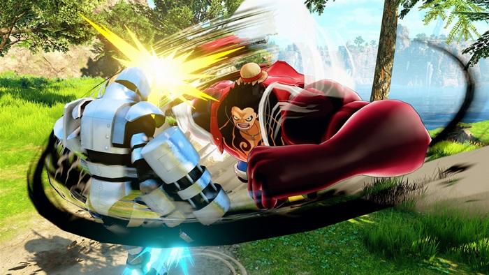 """เผยชุดพิเศษ """"One Piece: World Seeker"""" พร้อมวันขาย และสารพัน """"ฮาคิ"""""""
