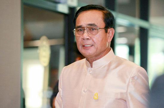 <b>พล.อ.ประยุทธ์ จันทร์โอชา นายกรัฐมนตรี</b>