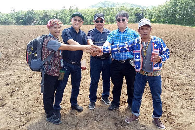 ก.เกษตรฟิลิปปินส์ ร่วมกับซีพีเอฟฟิลิปปินส์ เดินหน้าโครงการพัฒนาข้าวฟ่างแก่เกษตรกร