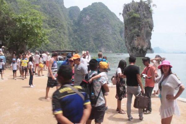 ททท.พังงามั่นใจลอยกระทงนักท่องเที่ยวจีนเข้าเพิ่ม