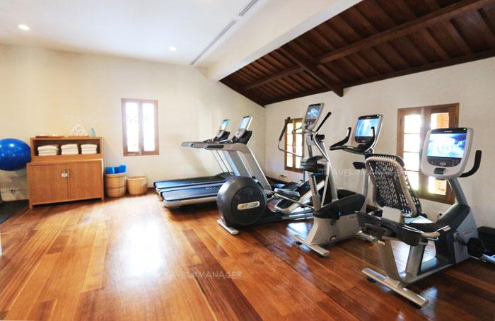ออกกำลังกายที่อวานีฟิต