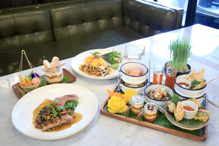 เมนูอร่อยที่ Siam Soul Cafe