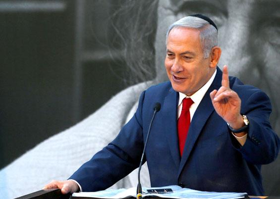 ความพ่ายแพ้ทางการเมืองในอิสราเอล