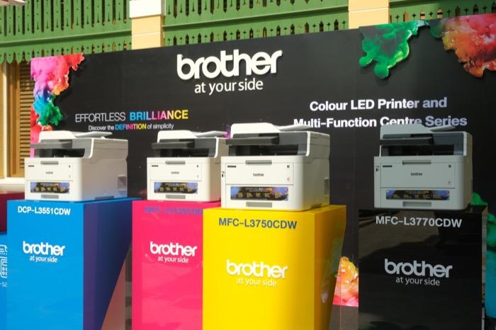 เครื่องพิมพ์สี LED และ MFC ใหม่ 6 รุ่นล่าสุดของบราเดอร์ ราคาระหว่าง 9,990-21,990 บาท