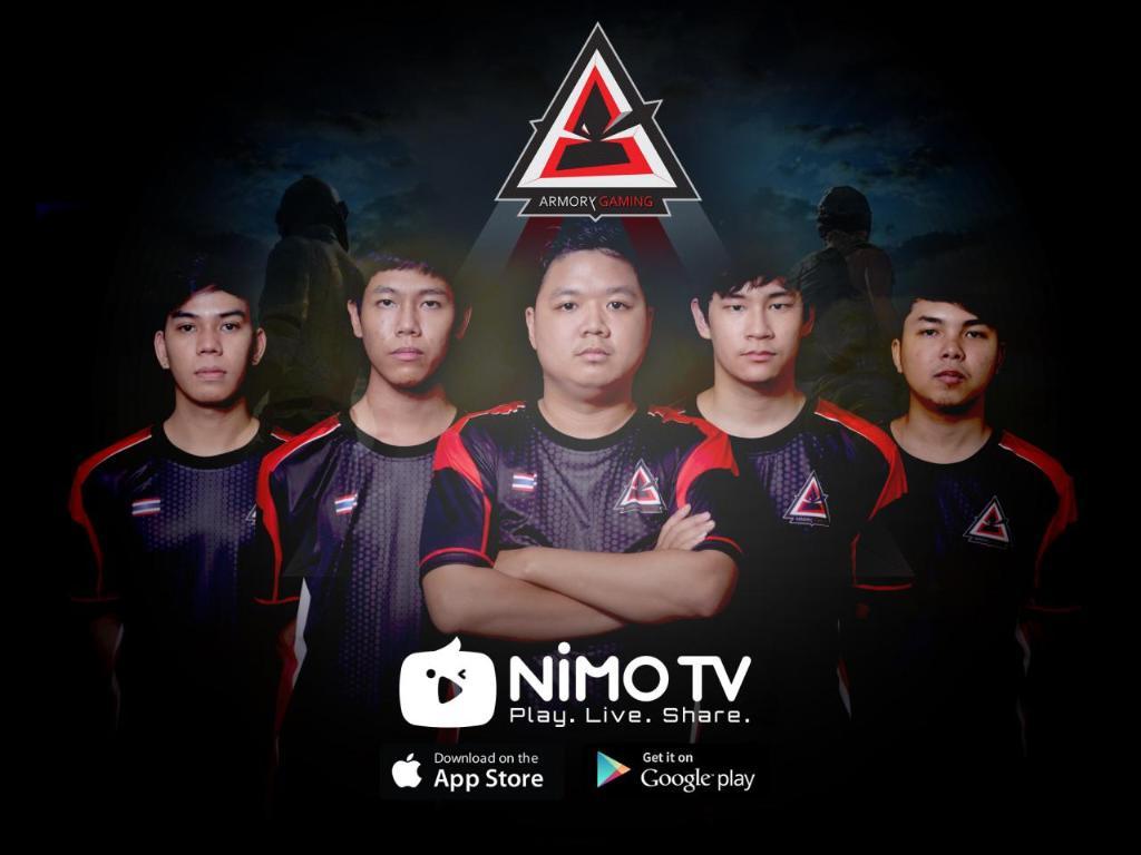 Nimo TV ชี้ ความนิยมอีสปอร์ตในไทยกำลังพุ่งทะยาน เพราะเกมเมอร์เข้าถึงฐานผู้ชมที่กว้างขึ้น