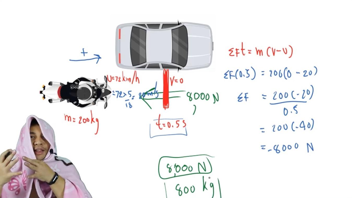 """เพจ """"ฟิสิกส์แม่งเถื่อน"""" ออกมาแสดงวิธีทำเหตุการณ์สาวอ้างเรียนฟิสิกส์ เจ็บ-ไม่เจ็บไปดูกัน"""
