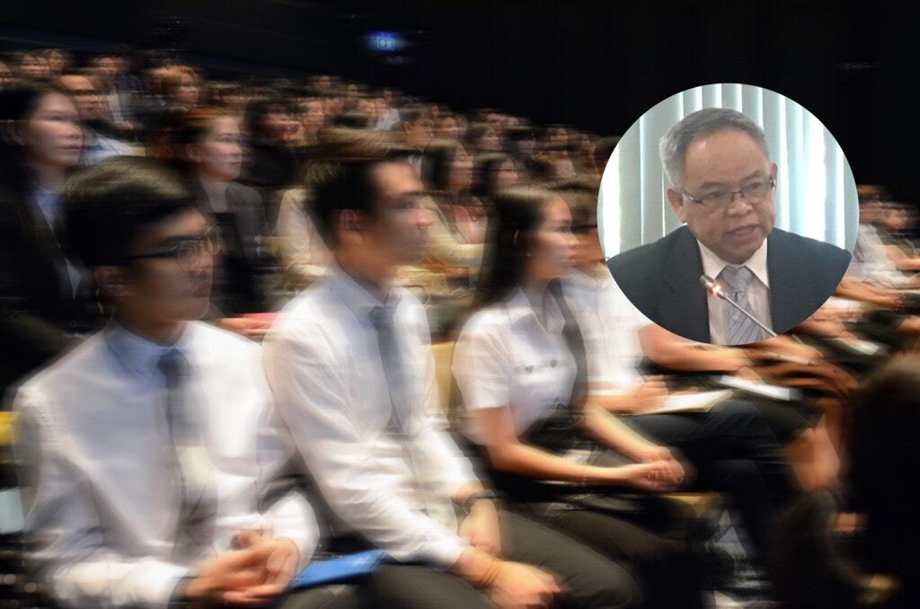 กมว.เผยมหา'ลัย 55 แห่งพร้อมสอนหลักสูตรครู 4 ปี