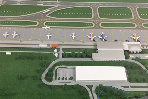 ทุ่มงบกว่า 3.8 พันล้านบาท พัฒนาสนามบินกระบี่ รองรับผู้โดยสารได้ปี 4.3 ล้านคน