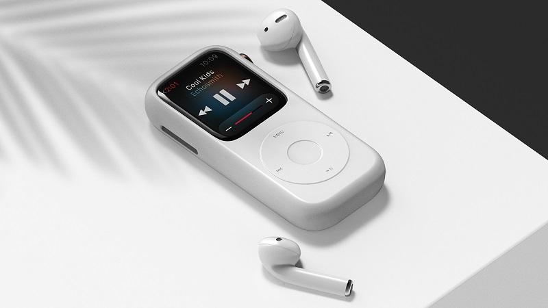 Apple Watch แปลงโฉมเป็น iPod ได้!
