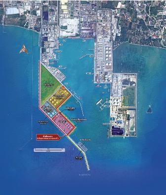 กนอ.โชว์รายชื่อ18รายซื้อซองชิงพัฒนาท่าเรือมาบตาพุดเฟส3