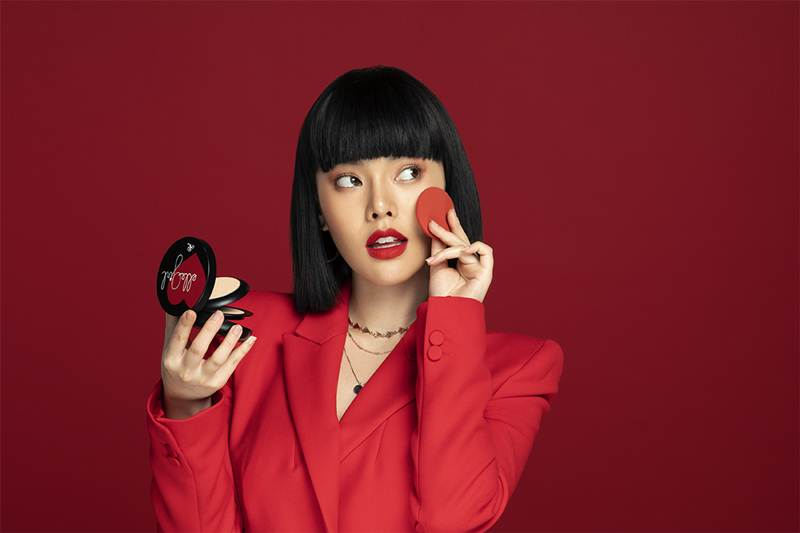 Fashion Diary เมคอัพคอลเลคชั่นเฉพาะกิจ mix and match ได้ทั้งชิคและครีเอทีฟ