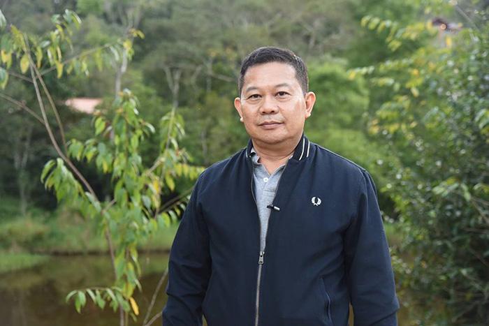 ประกิต วงศ์ศรีวัฒนกุล ผู้อำนวยการสำนักอนุรักษ์และจัดการต้นน้ำ