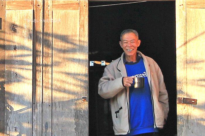 รอยยิ้มพิมพ์ใจของชาวบ้านห้วยน้ำกืน