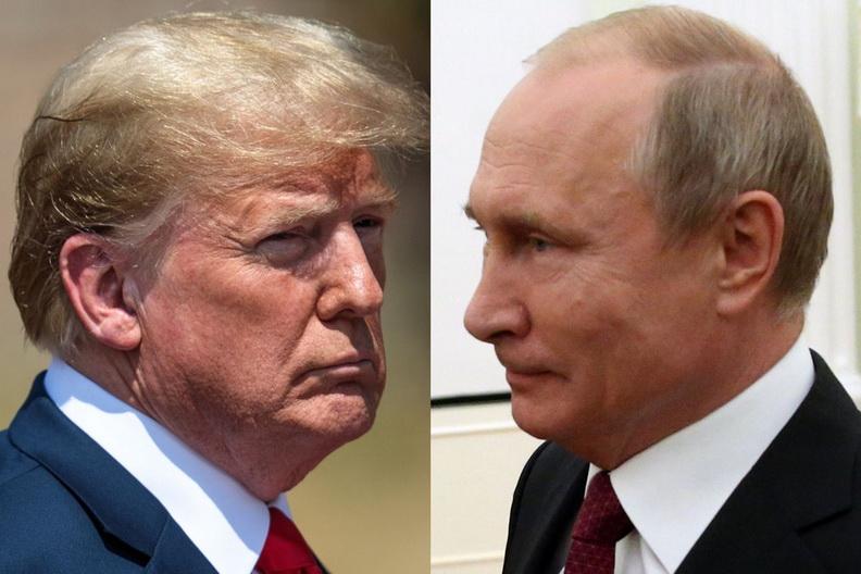 'ทรัมป์' ขู่ยกเลิกหารือ 'ปูติน' ในเวทีประชุม G20 ตอบโต้เหตุยึดเรือกองทัพยูเครน